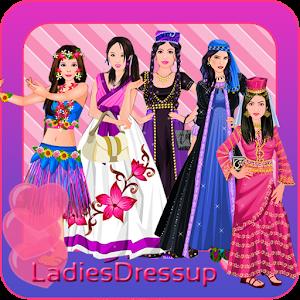 WORLD FASHION TRIP - GIRL GAME