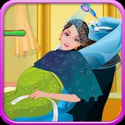 ألعاب السباحة للفتيات الحوامل