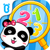Baby Panda Finds Numbers