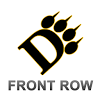 ODU Panthers Front Row