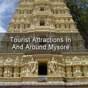 Tourist Attractions Mysore