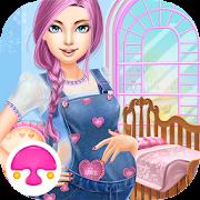 Pregnant Woman Salon:girl game