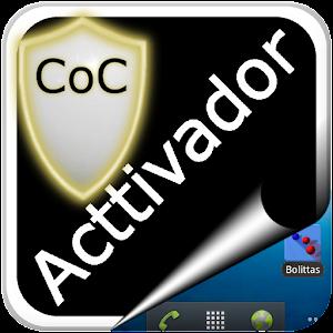 Acttivador: COC online