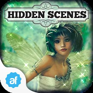 Hidden Scenes - Fairy Dreams