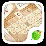 Sticky Note Emoji GO Keyboard
