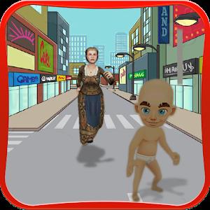 Temple Baby Run 3D