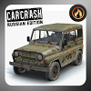 4x4 Car Crash Russian Edition