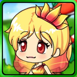 Fairy Pretty Girl