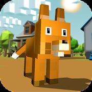 Blocky Fox Simulator 3D