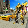 Autobots Robot Car War APK icon
