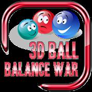 3D Ball: Balance War