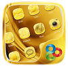 Golden GO Launcher Theme APK