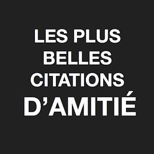 Citations Amitié