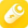 Yellow Battery-Battery Saver APK icon