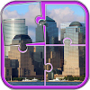 Cities Puzzle Game