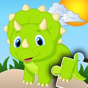 ديناصور اللغز للأطفال
