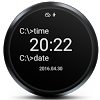 DOS Watch Face APK