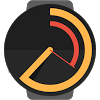 Pujie Black Watch Face for Android Wear