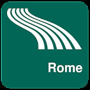 Rome Map offline
