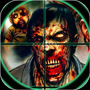 Zombie Sniper Gun 3D City Game