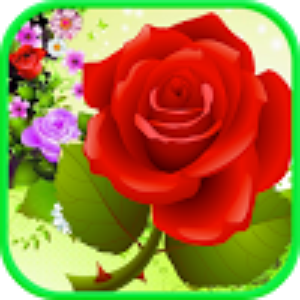Bubble Shooter Rose