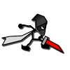 StickMan NINJA Fighter HD