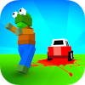 Smashy Road: Zombies