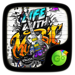 Graffiti GO Keyboard Theme APK