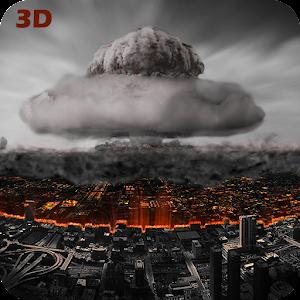 Radiation 3D Live Wallpaper