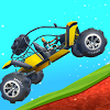 hill climb :atv Racing