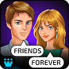 Friends Forever Stories APK icon