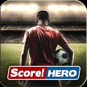 Dream League Score Hero APK icon