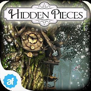 Hidden Pieces Beautiful Places