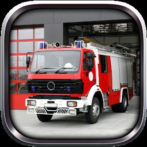 911 سيارة إطفاء الطوارئ إنقاذ