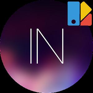 Inverse | Free Xperia Theme