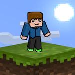 Jump Steeve minecraft style
