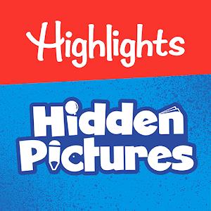 Hidden Pictures Puzzles