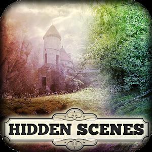 Hidden Scenes - Rainbow