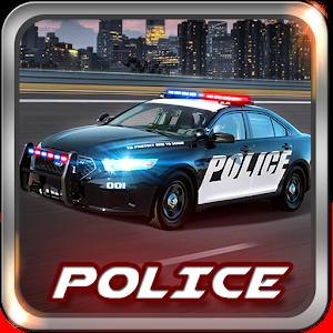 سائق مدينة الجريمة الشرطة ريال