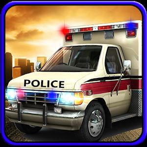 3D Streets of Crime: Car Thief
