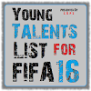 Young Talents List - FIFA 16 APK