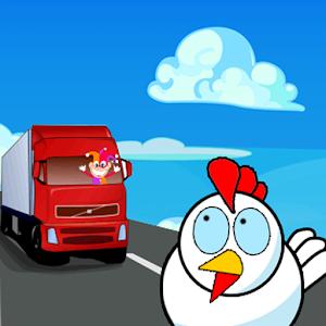 Wandering Chicken - CrossyRoad