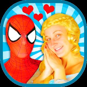 Superhero & Princess for Kids