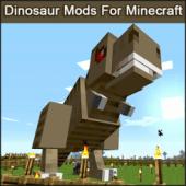 Jurassic Mods For Minecraft APK