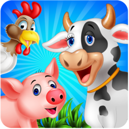 Farm Animals For Toddler