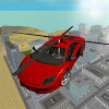 Flying  Helicopter Car 3D Free APK