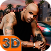 Miami Car Theft Race 3D