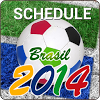 World Cup 2014 Schedule& Score