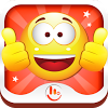 TouchPal Emoji - Color Smiley