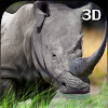 Angry Wild Rhino Attack 3D